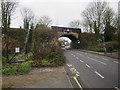 TG2730 : Railway bridge, North Walsham by Hugh Venables