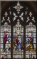TV6098 : Our Lady of Ransom, Eastbourne - Stained glass window by John Salmon