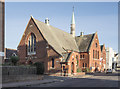 TV6198 : St Andrew, Eastbourne by John Salmon