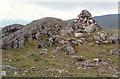 NX4089 : Tarfessock Cairn by Billy McCrorie