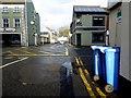 H4572 : Blue bins, Campsie Drive, Omagh by Kenneth  Allen