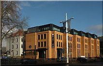 ST5973 : Capital House, Bristol by Derek Harper