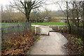 SE6049 : Trans Pennine Trail approaching the riverside by Derek Harper
