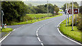 NX4563 : A75 at Palnure by David Dixon