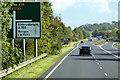 NX6154 : Eastbound A75 by David Dixon