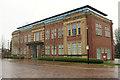 SE5949 : Time Office Block, former Terry's factory by Derek Harper