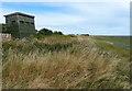 NU0939 : Bird Hide at Lowmoor Point by Mat Fascione