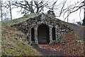 NT4578 : Ice house, Gosford Estate by Jim Barton