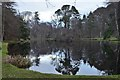 NT4578 : Reflections in the lake, Gosford by Jim Barton