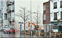 J3474 : Nos 35-41 Queen's Square, Belfast (January 2019) by Albert Bridge