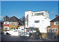 TQ1674 : Art Deco House, Ailsa Road, Twickenham by Des Blenkinsopp