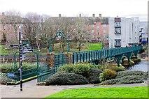 NS3421 : Turner's Bridge - Ayr by Ian Rainey