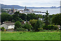 NS2060 : Largs from Netherhall by Thomas Nugent