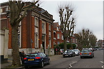 TQ2889 : Muswell Hill Library by Christopher Hilton