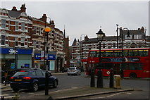 TQ2889 : Muswell Hill centre by Christopher Hilton