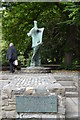 O1533 : WB Yeats Statue, St Stephen's Green by N Chadwick