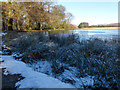 SK2679 : A wintry scene at Longshaw  by Graham Hogg