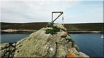 SV8815 : Hangmans island by David Bagshaw