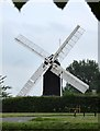 TQ3245 : Outwood Windmill in Surrey by John P Reeves