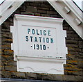 ST1788 : Police Station 1910, Bedwas by Jaggery