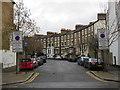 TQ3187 : Ennis Road, Finsbury Park by Malc McDonald
