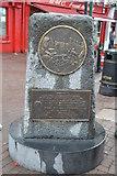 W7966 : Titanic Memorial, Cobh by N Chadwick