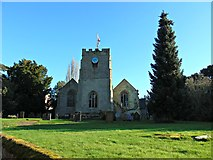 SP2760 : St Peter's, Barford by AJD