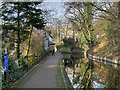 SJ2142 : Shropshire Union (Llangollen) Canal by David Dixon