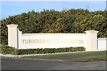 NS2006 : Turnberry Lighthouse Name by Billy McCrorie