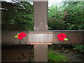 TG1722 : Second World War aircraft crash site by Adrian S Pye