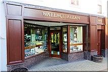 NS3321 : Wallace Allan - Ayr by Ian Rainey