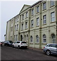SY2489 : Three-storey building, Beach Road, Seaton by Jaggery