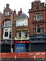 SK5903 : 126 London Road, Leicester by Alan Murray-Rust