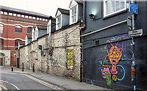ST5973 : Moon Street, Bristol by Derek Harper