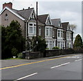 SS7598 : Gower Villas, Cadoxton, Neath by Jaggery