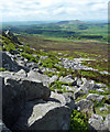 SO3698 : View from Stiperstones by Stephen Richards