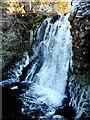 NS5157 : Waterfall on the Brock Burn by Richard Sutcliffe