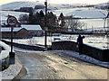 SH8751 : Pont Pentre'r foelas by David Dixon