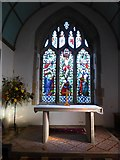 TQ7924 : St James the Great, Ewhurst Green: stained glass window (b) by Basher Eyre