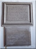 TQ7924 : St James the Great, Ewhurst Green: memorials (b) by Basher Eyre