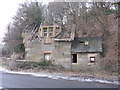 NN9556 : Donavourd Lodge, Logierait by M J Richardson