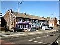 SJ9188 : Shops on Lisburne Lane by Gerald England
