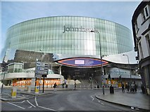 SP0686 : Birmingham New Street, station entrance by Mike Faherty