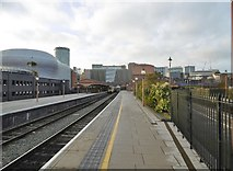 SP0786 : Birmingham, Moor Street Station by Mike Faherty