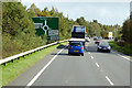 NX9977 : A75, Dumfries Bypass by David Dixon