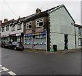 ST0894 : Abercynon Launderette, Margaret Street, Abercynon by Jaggery