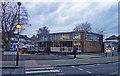 TQ5490 : Harold Wood Public Library by Jim Osley