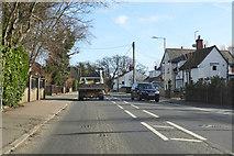 TM1822 : Abbey Street, Thorpe-le-Soken by Robin Webster