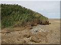 TA4117 : Eroding boulder clay by Hugh Venables