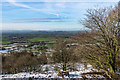ST1102 : View from Hembury Hill Fort by Ian Capper
